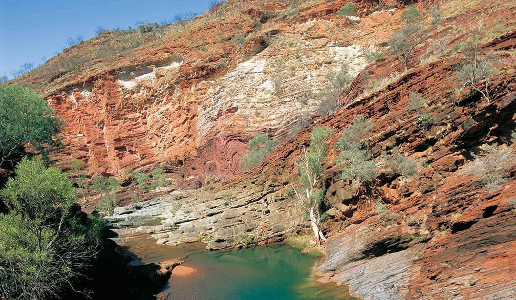 Hamersley-Gorge